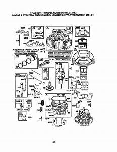 Craftsman 917272462 User Manual Lawn Tractor Manuals And