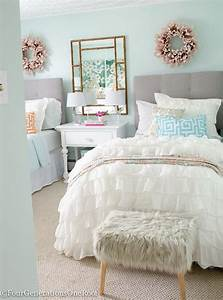 40 beautiful teenage girls39 bedroom designs for With bed room for teeneger girl