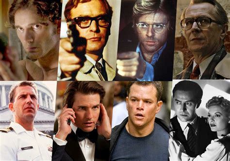 essential spy films