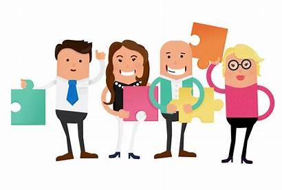 Employee Clipart Transparent Employees Happy Financial Wellness