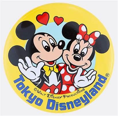 Disneyland Tokyo Mickey Minnie Mouse Disney Litho