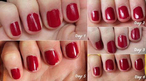 Bourjois Paris 10 Days No Chips Nail Polishes