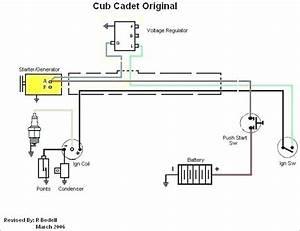 Cub Cadet Wiring Diagrams