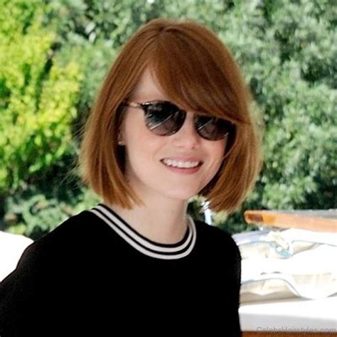 55 Excellent Hairstyles Of Emma Stone