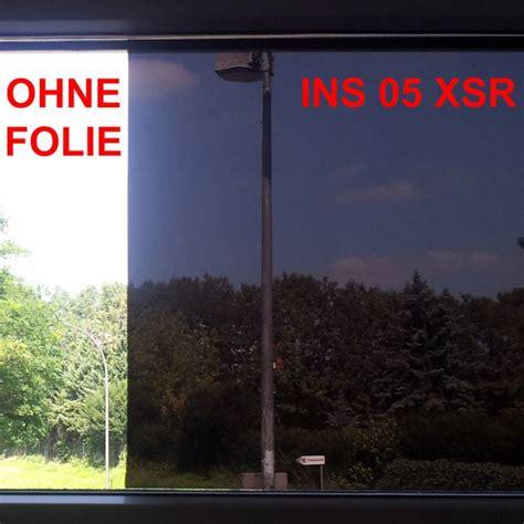 Sichtschutzfolie Fenster Dunkel sichtschutzfolien ins 05 xsr extrem dunkel bild 1