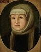 Portrait of Anna Lubomirska nee Branicka by Unknown ...