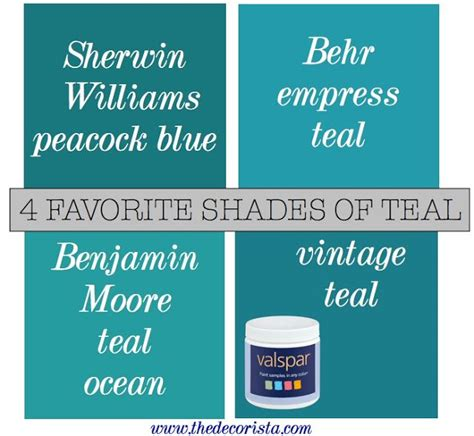 quot favorite shades of teal quot click through for a photo of
