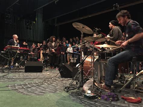 chs choir pdx rockers collaborate camas high school