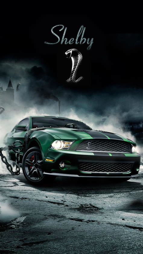 Car Wallpapers For Iphone 7 by Shelby Cobra Car Iphone 7 Wallpaper Iphone 6 8
