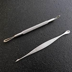 Messer Für Linkshänder Solingen : 2 profi komedonenquetscher mitesser pickel entferner sk stahlwaren milienmesser ebay ~ Sanjose-hotels-ca.com Haus und Dekorationen