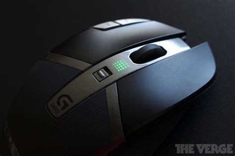 Logitechs Latest Wireless Gaming Mouse Runs For 125 Hours