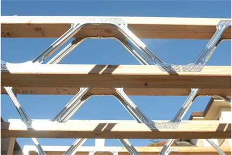 This reduces the need for interior bearing and provides space for hvac, plumbing and electrical systems within the floor panels. Pryda New Zealand Span Floor and Rafter Timber Trusses by Pryda New Zealand - EBOSS