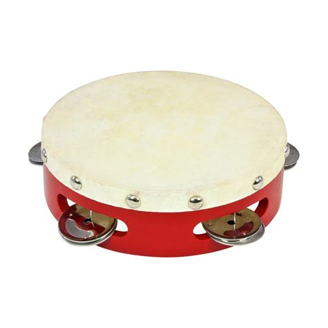 The tambourine is a musical instrument in the percussion family consisting of a frame, often of wood or plastic, with pairs of small metal jingles, called zills. Tambourine - Percussion Plus