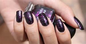 17 beautiful purple nail designs