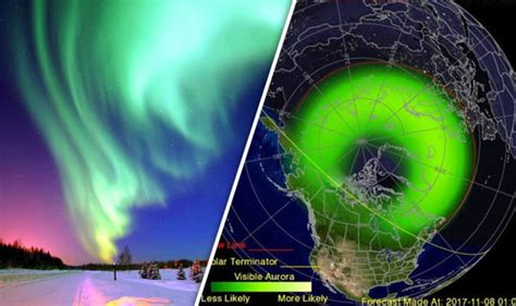 when can you see the northern lights in michigan northern lights in uk tonight where can you see the