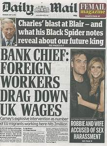 Newspaper headlines – you couldn't make them up. But they ...