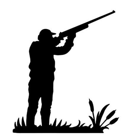 die cut silhouette hunter shooting topper x 8 card making scrapbook crafts ebay