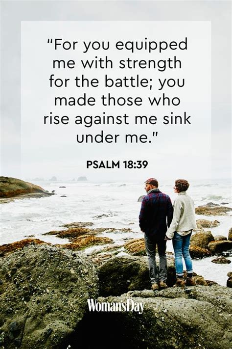 I credit these scriptures on strength for turning my life around during hard times. 13 Bible Verses About Strength - Encouraging Bible Verses