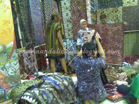 nandaliciouz pameran batik  bordir nasional