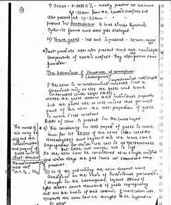 Vajiram & Ravi Geography Optional Class Notes(Shabbir Sir) IAS