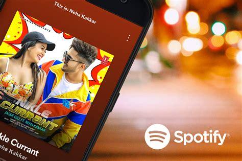 spotify ấn độ chạm mốc 1 triệu người d 249 ng sau 1 tuần d 249