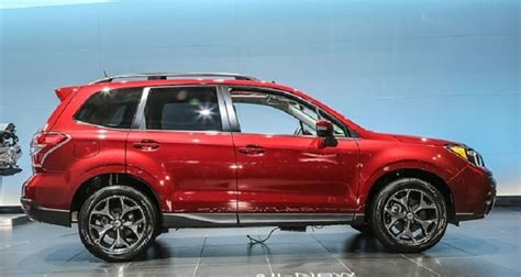 subaru forester 2018 review 2018 subaru forester xt sti redesign 2018 auto review