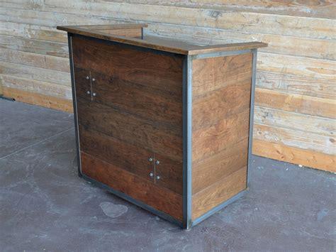 pine kitchen islands karl hostess stand vintage industrial furniture