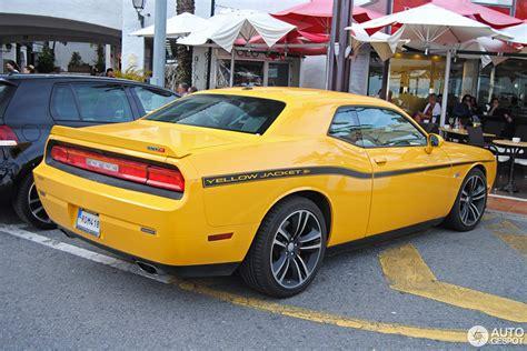1998 Dodge Challenger by Dodge Challenger Srt8 392 Yellow Jacket 26 April 2016