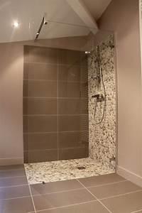 salle de bain mosaique douche italienne chaioscom With salle de bain italienne mosaique