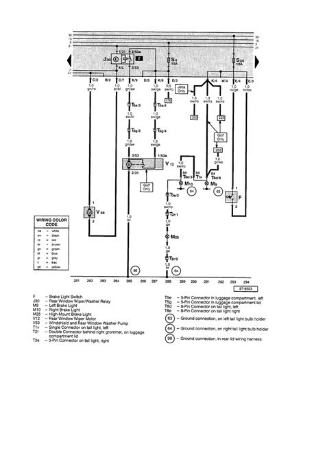 2000 jetta wiring diagram 2011 vw radio at 2002 stereo in