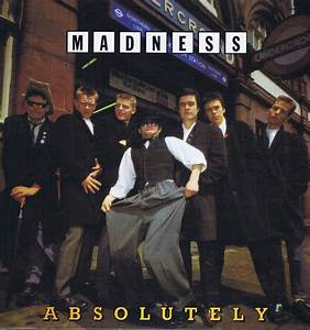Madness – Absolutely - SEEZ 29 – LP Vinyl Record #madness ...