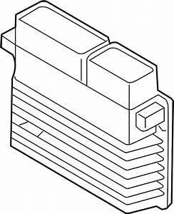 Volkswagen Passat Engine Control Module  3 6 Liter  Passat