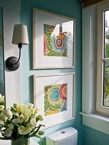 framed fabric art for your wall i love decoration With what kind of paint to use on kitchen cabinets for frame fabric wall art