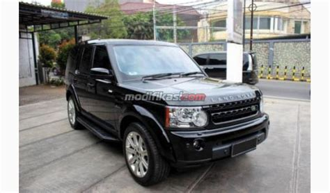 Modifikasi Land Rover Discovery by 2008 Land Rover Discovery 3 Facelift Discovery 4 Black On