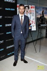 Divergent Theo James Full Body