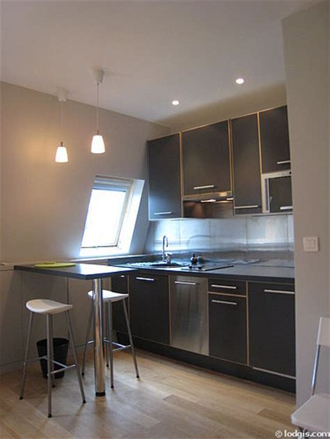 coin cuisine studio déco d 39 un studio de 20m