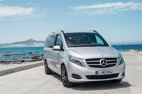 Mercedes V Class Photo by 2015 Mercedes V Class Revealed Photos Caradvice