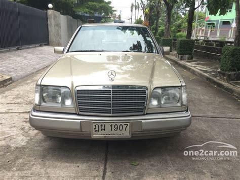 Aracımız değişensiz bel al.tı boyalıdır.orjinal 417.000km dedir. Mercedes-Benz E200 1996 2.0 in กรุงเทพและปริมณฑล Automatic Sedan สีทอง for 139,000 Baht ...