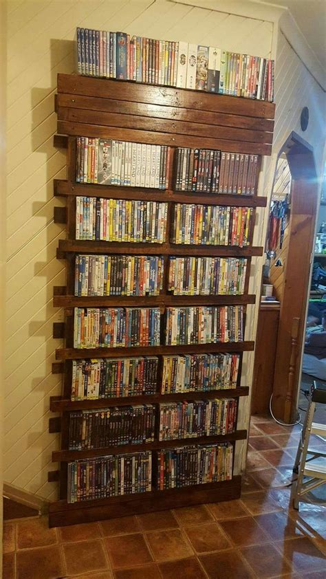 vintage bookcase for best 25 dvd rack ideas on dvd stand discos 6779
