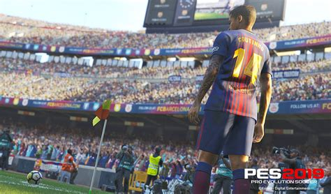 pes 2019 hits pc ps4 and xbox one on august 28th