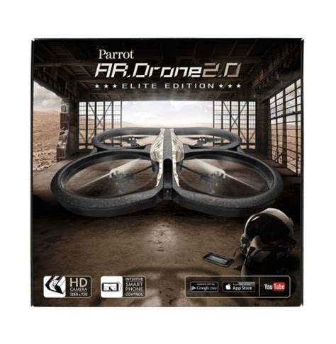 drones parrot ar drone demo   includes outdoor body charger  battery