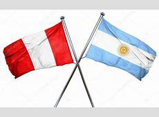 banderas de peru argentina bandera de perú con la bandera