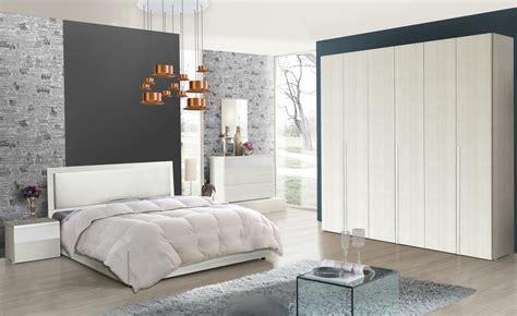 Italien Design Schlafzimmer Komplett Soraja 4-teilig In Trendigem Design