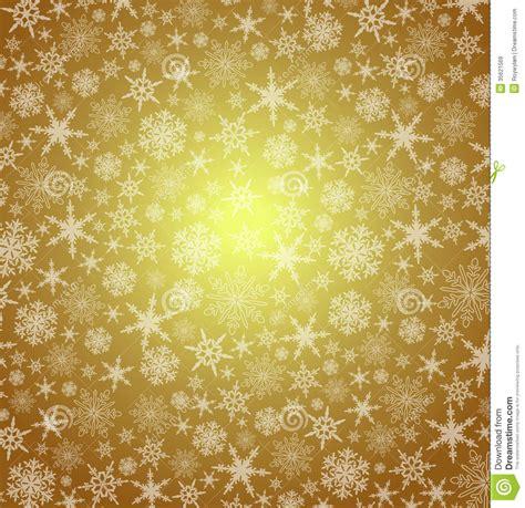 Background Gold Snowflake Seamless Wallpaper by Gold Snowflakes Background Royalty Free Stock