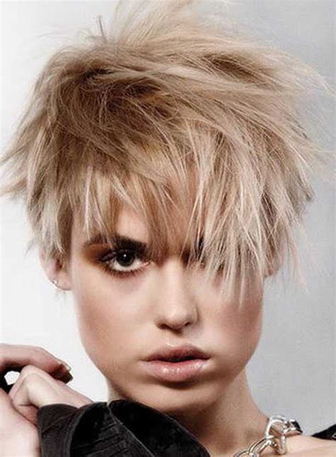 short messy hairstyles for women elle hairstyles