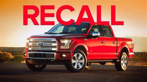 Ford F 150 Recalls by Ford Recalls F 150s Is Yours On The List Komando