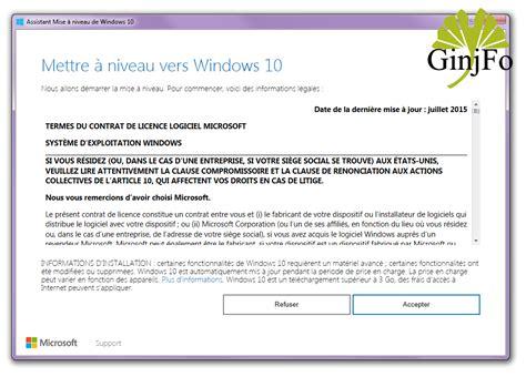 windows 10 comment mettre 224 jour pc avec la derni 232 re