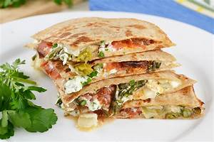Quesadilla Recipe — Dishmaps