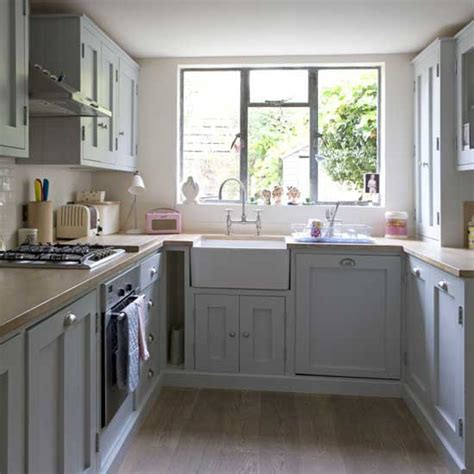shaker style kitchen kitchen design decorating ideas ideal home