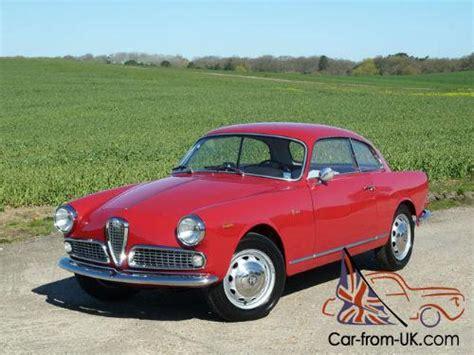 1964 Alfa Romeo Giulietta 1300 Sprint